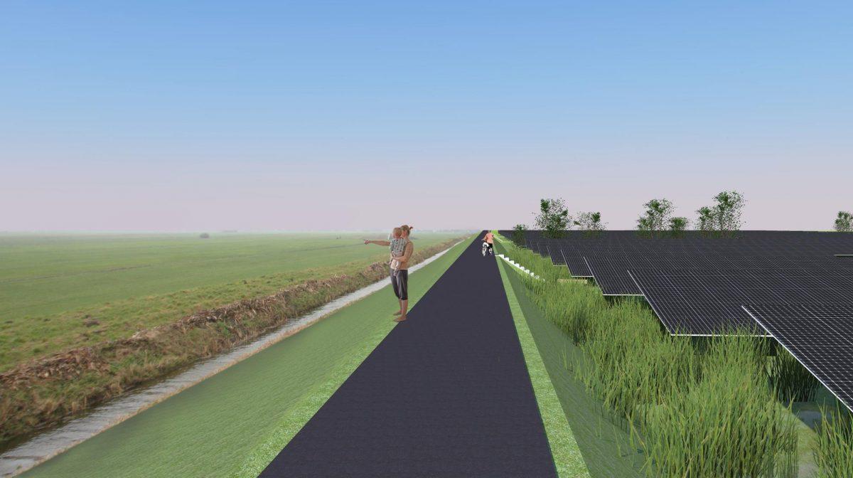 Groen licht voor aanleg Energietuin Mastwijk