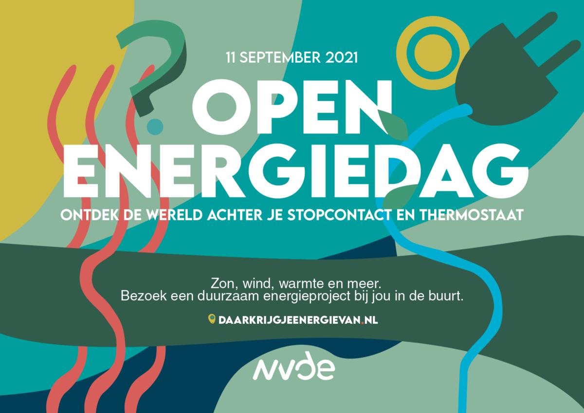 Bezoek Energietuin de Noordmanshoek tijdens de Open Energiedag op 11 september